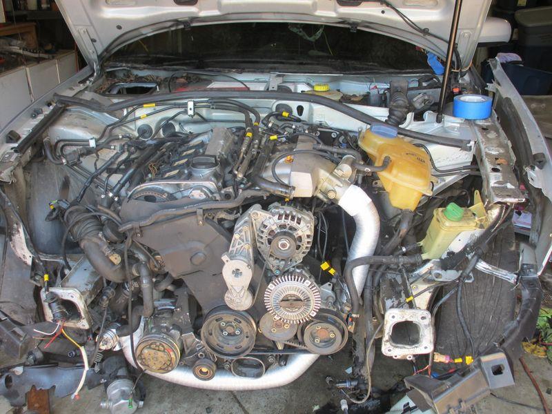 924 Engine Swap Pelican Parts Technical Bbs