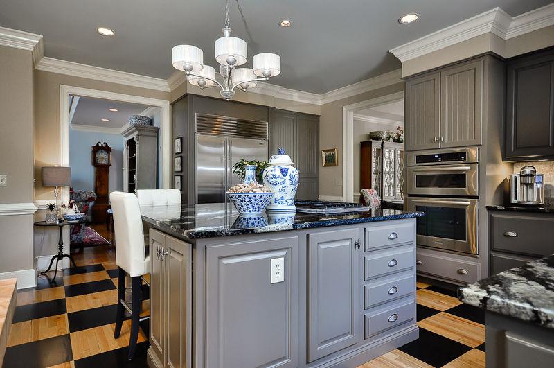 1980 Kitchen Remodel Kitchen Cabinets Cabin Design Greenville Spartanburg Area South