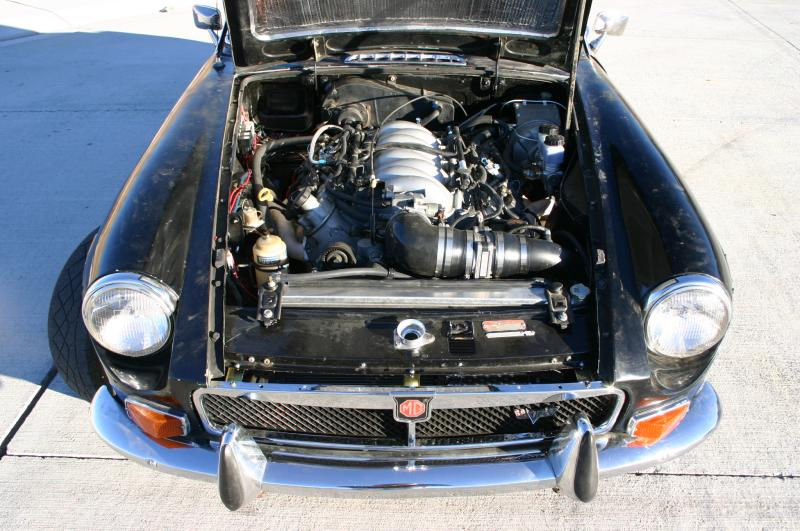 MGB with V8 - Pelican Parts Forums