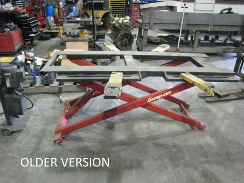Snap On Car Lift Used