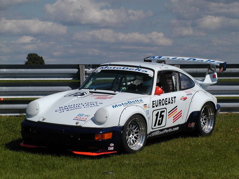 Racecar Nasa Gts4 Pca Gt3 For Sale 23k Rennlist