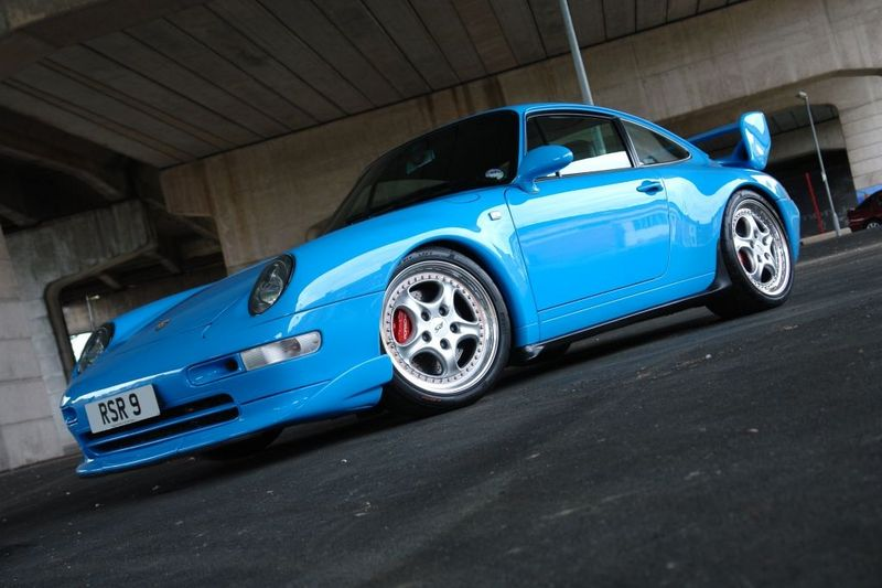 Show me your 993 RS and Cup car pictures  Page 3  Pelican Parts