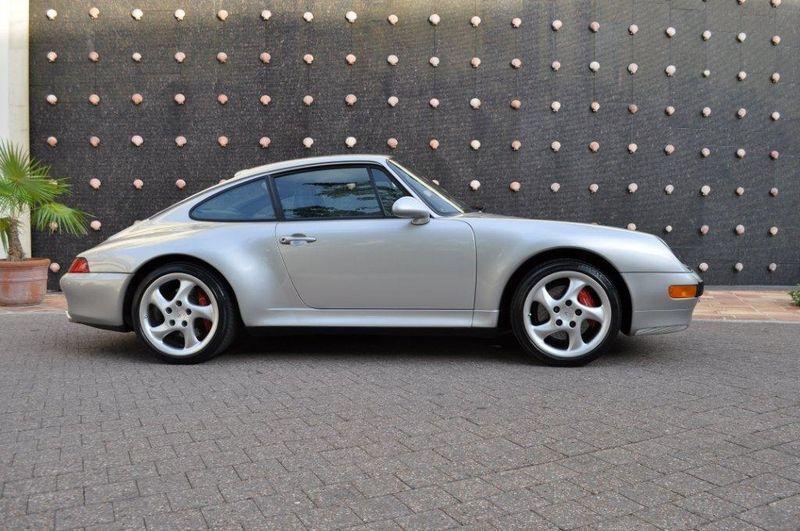 1997 Porsche 911 C4s Coupe 6 Speed Manuel Pelican Parts