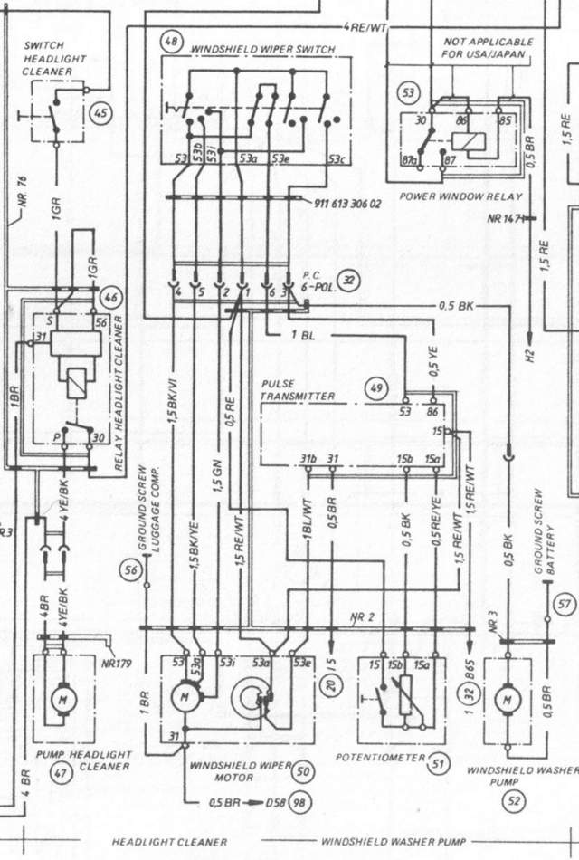 porsche 914 starter wiring diagram images relay diagram further as well porsche 944 wiring diagram as well porsche 968 wiring diagram