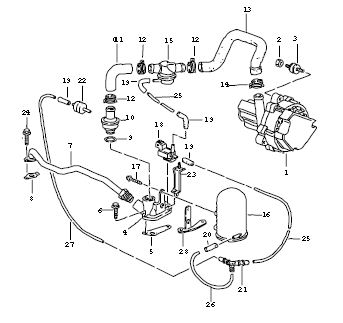 940 High Side Port Where 41838 additionally Showassembly as well Showthread additionally 89 Nissan Pickup Vacuum Line Diagram further 97 960 C Problems 55306. on vacuum diagram volvo 245