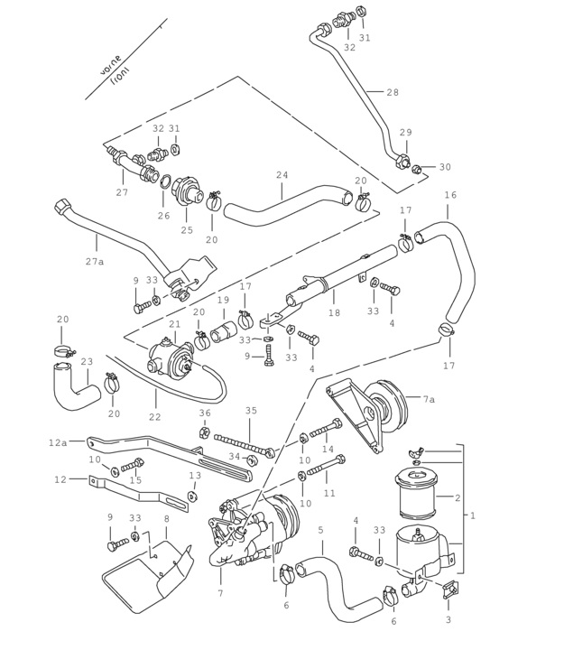 mazda millenia oxygen sensor location  mazda  free engine image for user manual download
