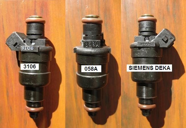 Siemens Injector 3106 Flow Rate Pelican Parts