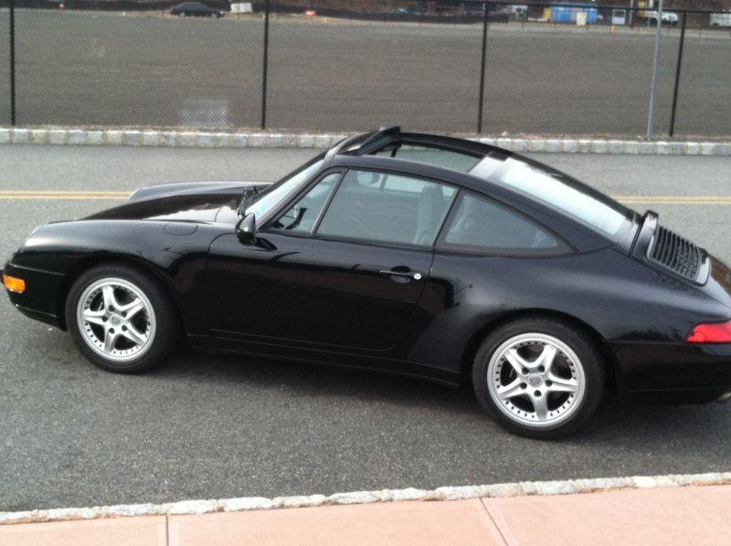 1998 Porsche 993 Targa Black Black 22 000 Miles Very Rare