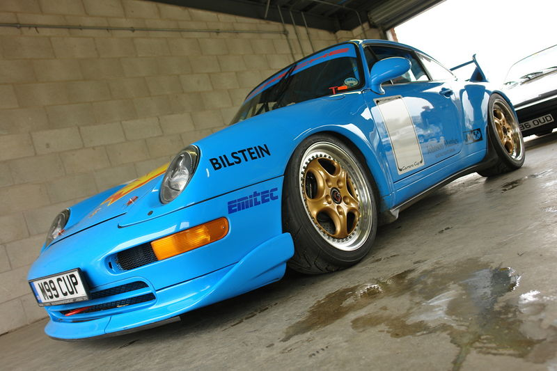 Show me your 993 RS and Cup car pictures  Page 4  Pelican Parts