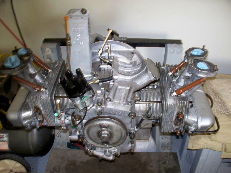 Turn Key Porsche 356 912 Engine Pelican Parts Forums