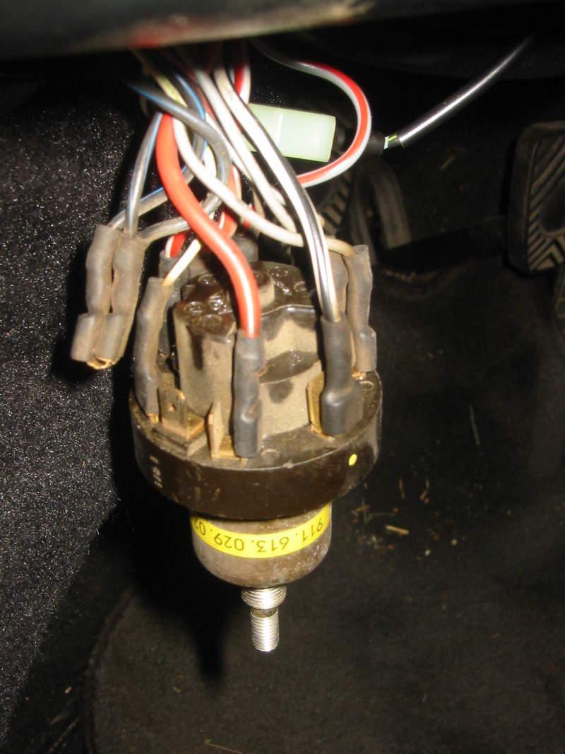Fire Under Dash Pelican Parts Forums Wiring Harness 1973 Porsche 911