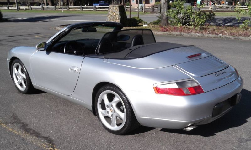 How To Clean Leather Car Seats >> 2000 Porsche 996 Cabriolet 53,700 documented miles Pristine! - Pelican Parts Forums
