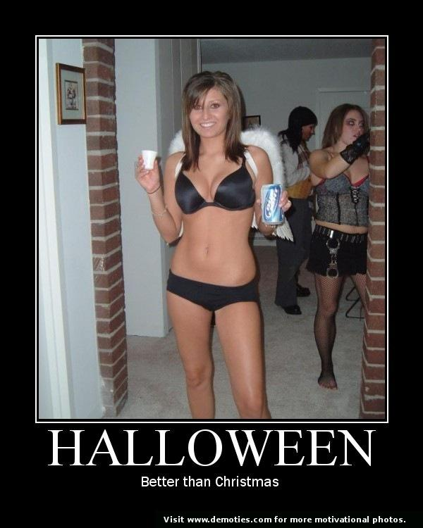 Female Halloween Costumes Being Slutty Prevails For Ages