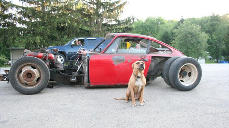 Lets See Your Rat Rod Porsche Page 11 Pelican Parts