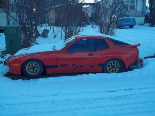 924 carrera on cl ? pelican parts forumsis this a real 924 carrera, or just a car with a sticker