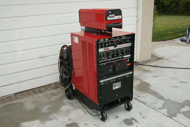 Commercial TIG Welder in Residential Home Shop - Pelican Parts Forums