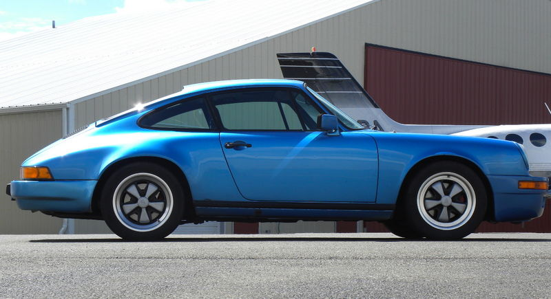 Blue 911 Coupes And Some Proud Pictures Page 2 Pelican