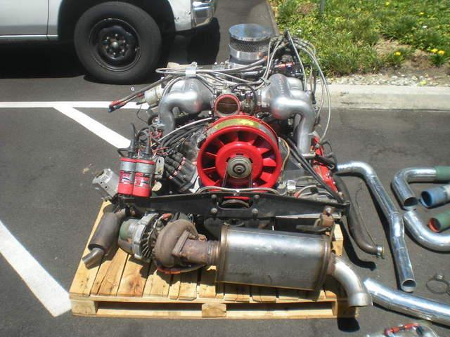 Fs Porsche 930 Turbo Race Engine Pelican Parts Technical Bbs