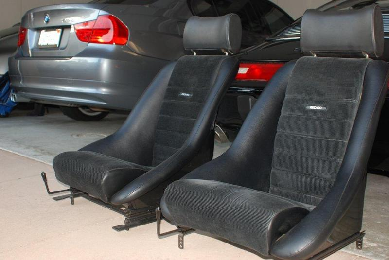 Fs Recaro Sport Bucket Seats Pelican Parts Technical Bbs