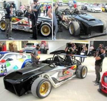 Jesse James built the USGP ride-along car? - Pelican Parts ...