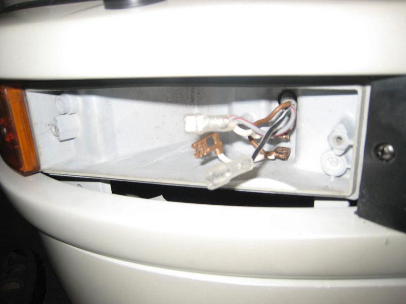 Front Passenger Turn Signal Not Flashing