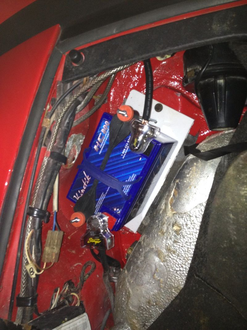 Another Battery Install Thread Pelican Parts Forums