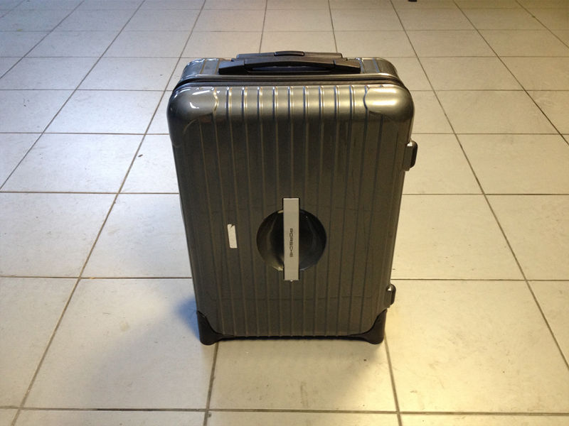 Fs Porsche Pts Ultralight Xl Travel Luggage By Porsche