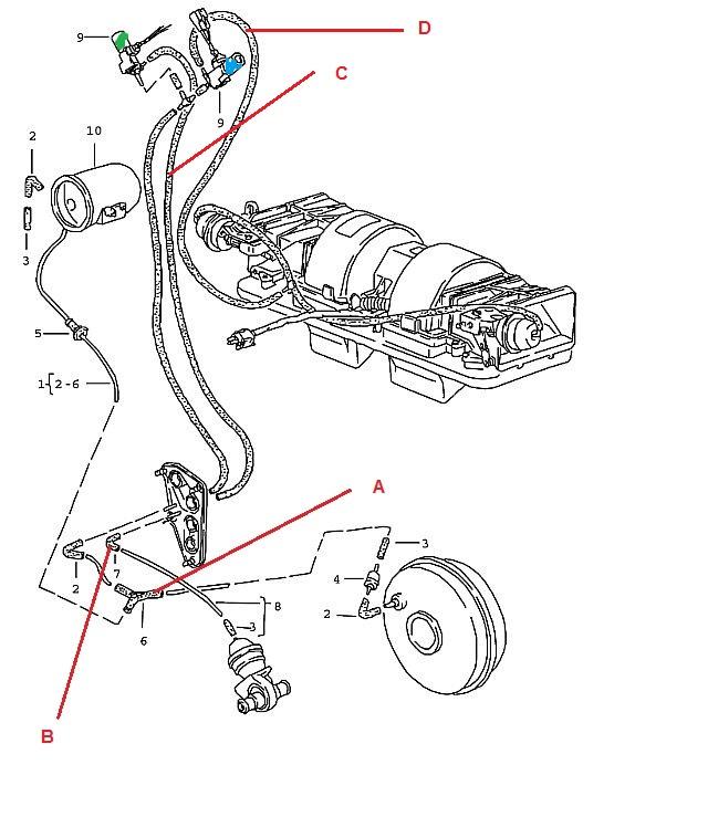 porsche 944 intake manifold diagram  porsche  auto parts