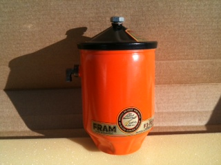 356 fram remote oil filter canister pelican parts forums
