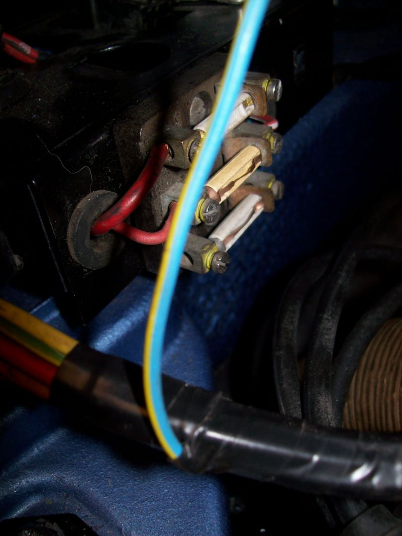 70 71 Engine Compartment Wiring Questions Pelican Parts Forums 1974 911 Porsche Diagram The Warm Up Solenoid Wires Are Gone And Yellow Blue Wire In Harness Has No Purposeit Is Here