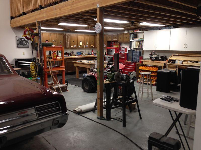 Show Your Porsche Garage Set Up Page 15 Pelican Parts