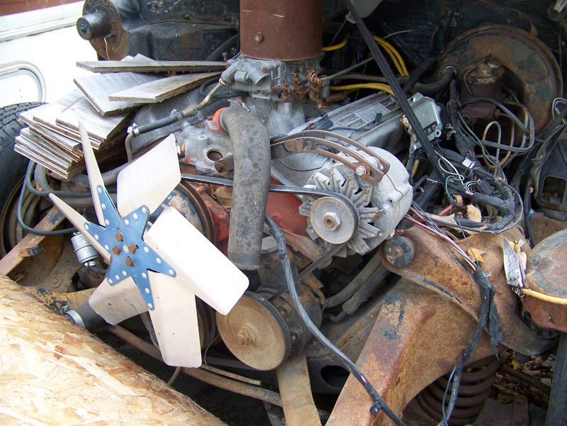 Need some small block chevy research help - Pelican Parts Forums