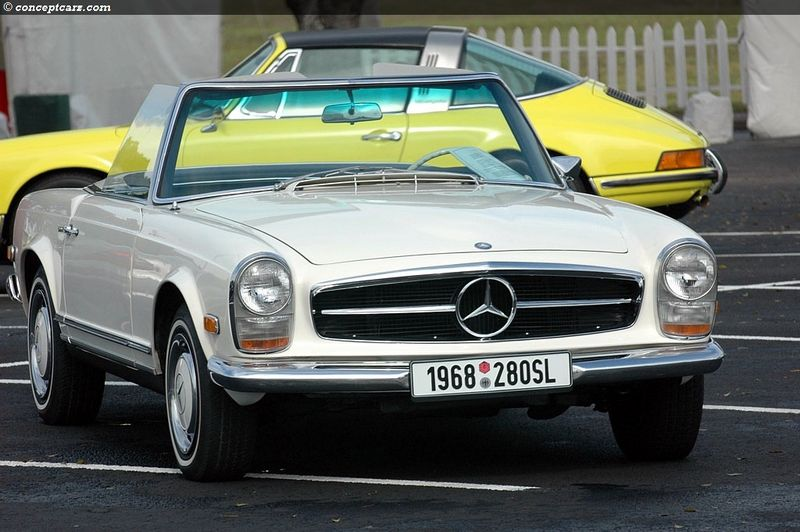 Affordable bucket list of cars pelican parts technical bbs for Mercedes benz 280sl parts