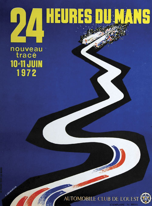 Le Mans Poster 1972 - Pelican Parts Forums