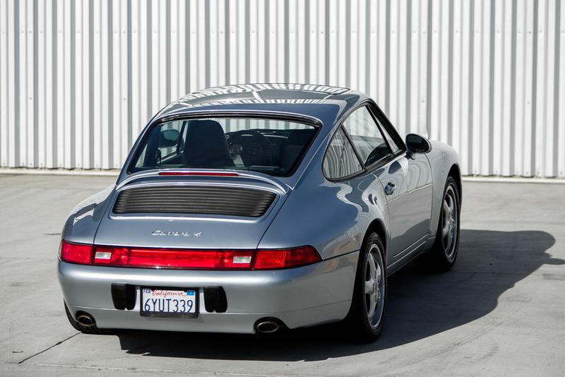 Fs 1995 Porsche 993 Carrera 4 6 Spd Coupe Pelican