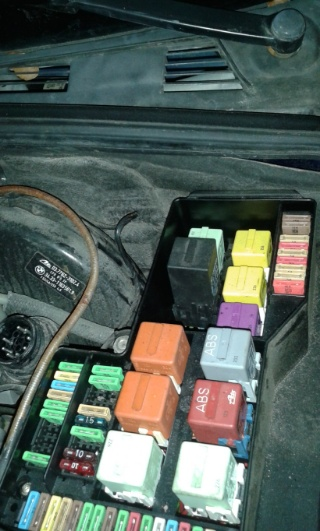 Turn Signal Flasher Relay E36 Location Pelican Parts Forums