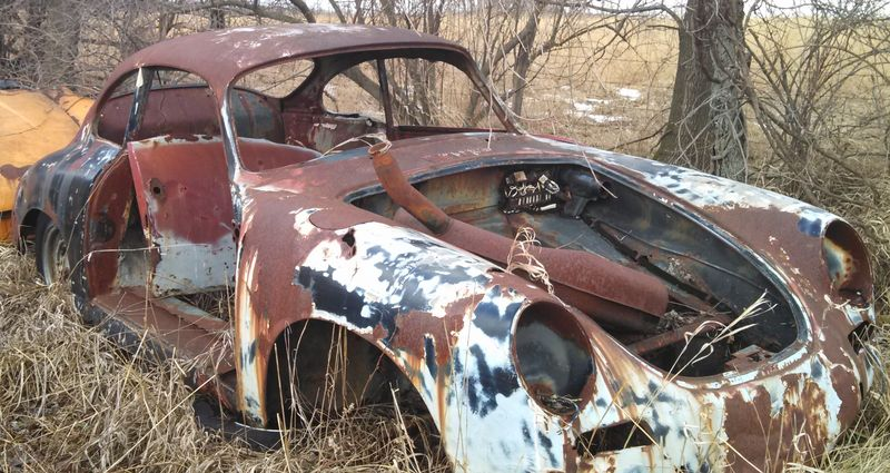 Classic Car Parts For Sale In Canada