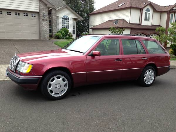 Need advice on purchasing 1988 mercedes 300e pelican for 1988 mercedes benz 300te