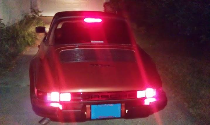 Third Brake Light On My Sc Pelican Parts Forums