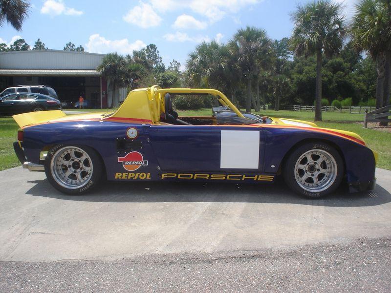 Fs Porsche Gt Race Car Andial Pelican Parts Technical Bbs