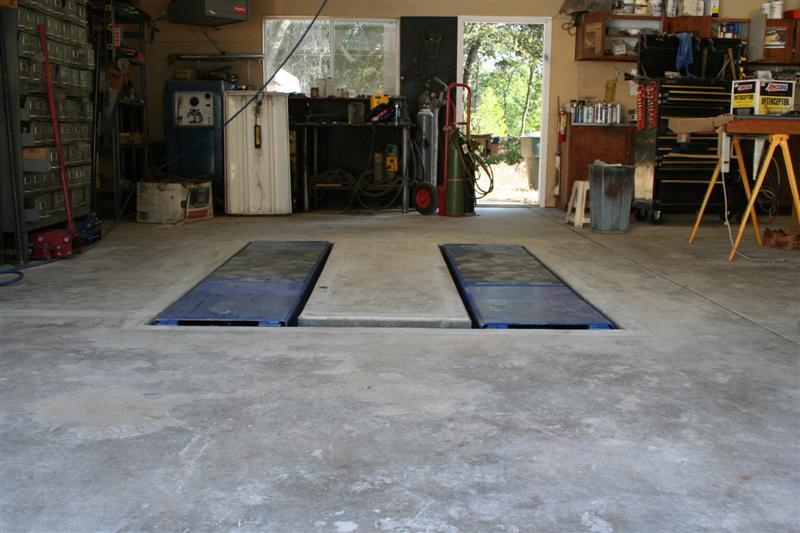 Scissor Lift Downside The Garage Journal Board