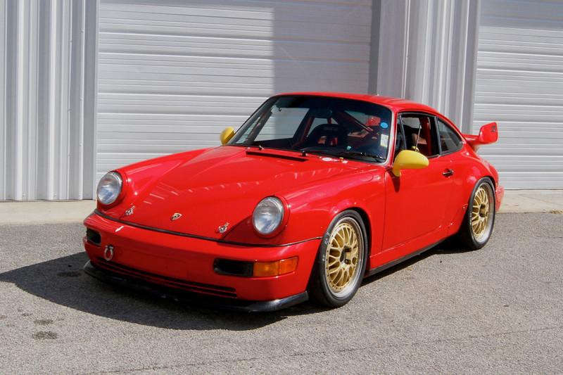Carolina Motorsports Park >> FS 1991 Porsche 964 Race Car, Euro RS Spec - Pelican Parts Forums