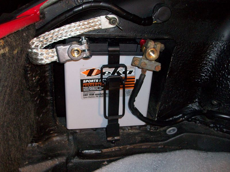Poor Man's Lightweight Battery - Page 9 - Pelican Parts Forums