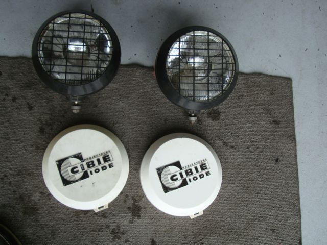 Cibie Super Oscar Driving Lights Pelican Parts Technical Bbs