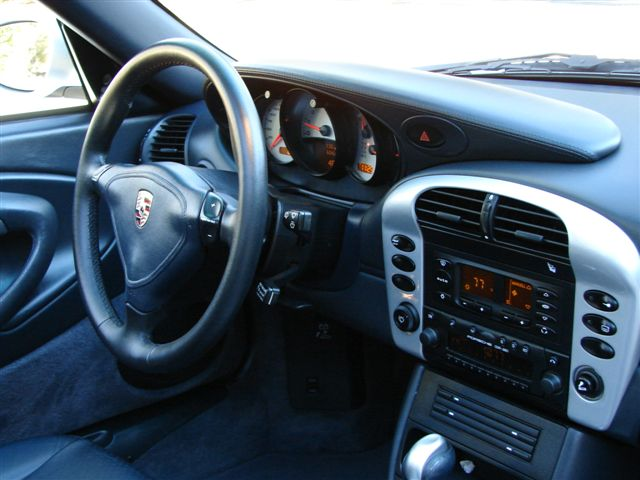 What 39 s your 996 dash look like pelican parts technical bbs for Porsche 996 interieur