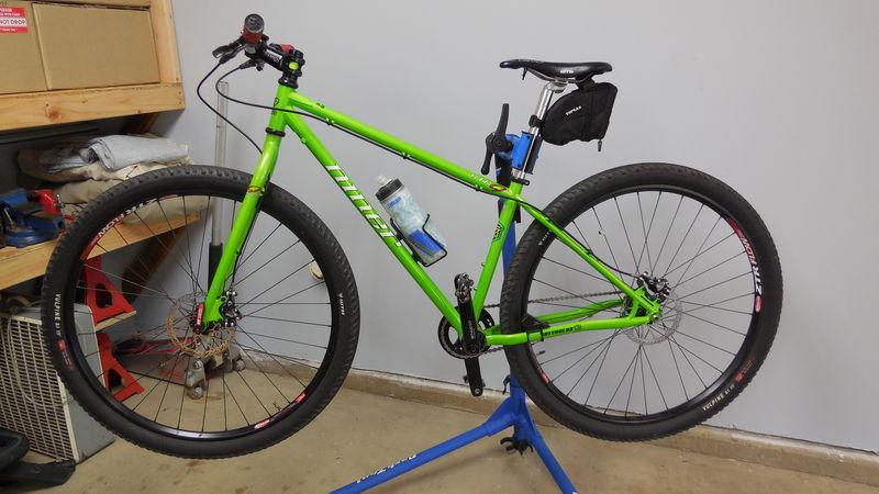 last forward bike