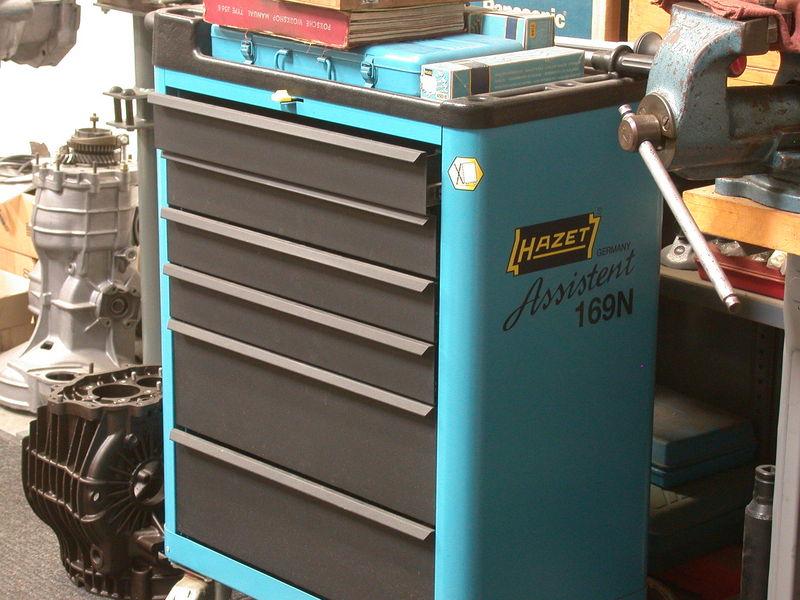 Hazet Tool Trolleys Assistent Pelican Parts Technical Bbs