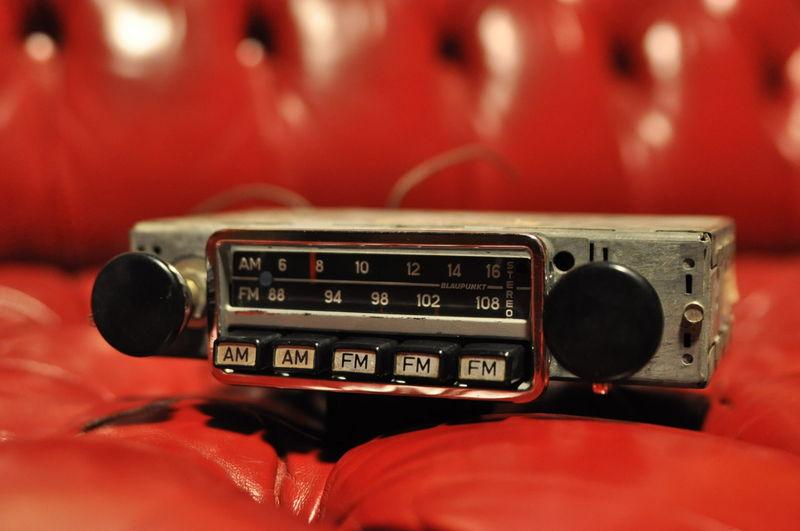 FS: 72/73 Blaupunkt Frankfurt US radio
