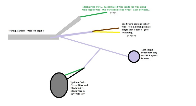 Help  3 2l Conversion In  U0026 39 73 911t Wont Run