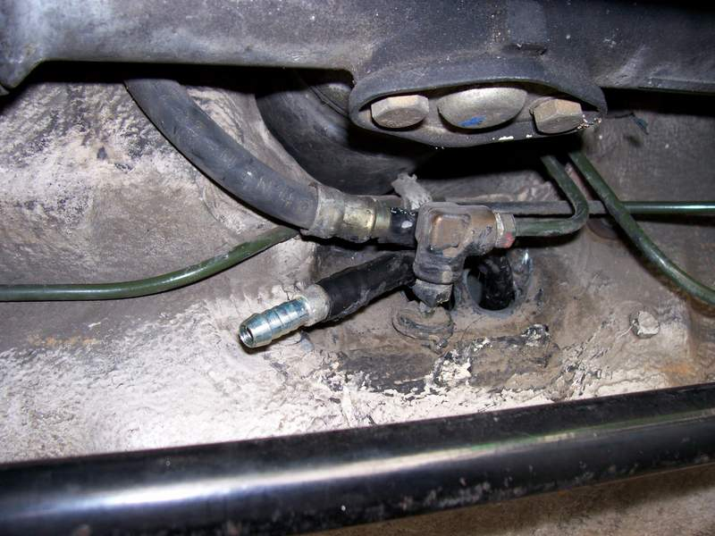 Stranded  What are fuel line leak repair options on the go